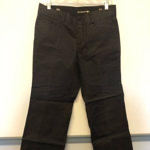 Dockers Ladies Khaki Pants - Blue - Size 8P